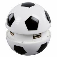 USB2.0 Hub 4-Poorts (voetbal)