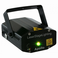 Pixel laser rood/groen 170mW