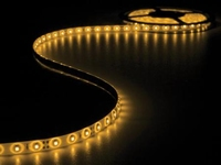 Led strip 5mtr geel 300 led's + voeding