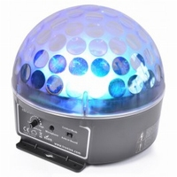 Mini Star Ball Sound RGBAW LED 6x3W