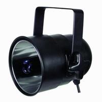 Blacklight UV spot Par38 + lamp 25Watt.