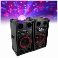 Karaoke speaker set 8